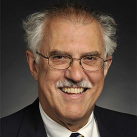 Photo of Professor Fox.