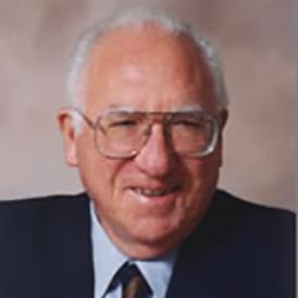 Photo of Professor Wogan.