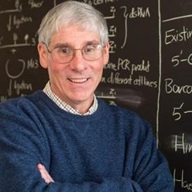 Photo of Professor Essigmann.