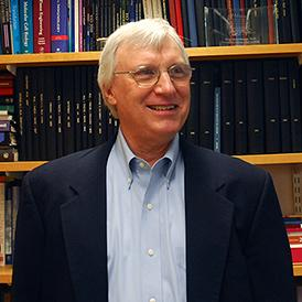 Photo of Professor Lauffenburger.