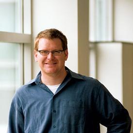 Photo of Professor Irvine.